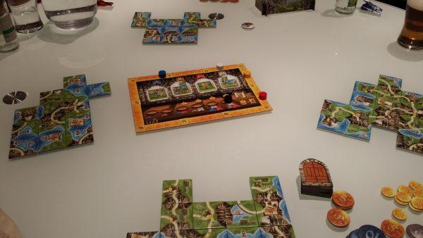 Vue d'ensemble du jeu Isle of Skye